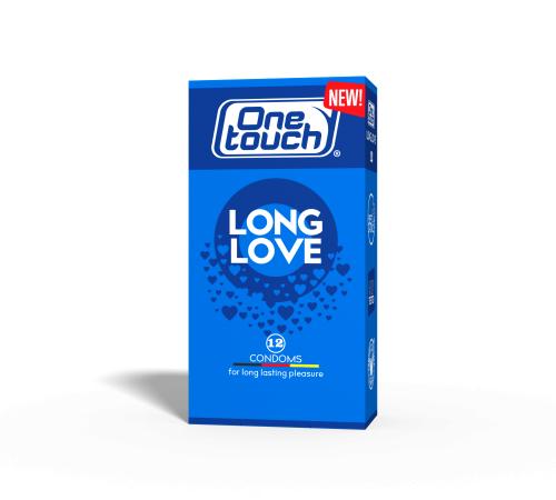 Презервативы One Touch Long Love N12 (anestezic)