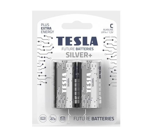 Baterii Tesla C SILVER + №2
