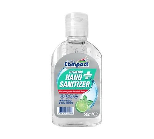 Gel antibacterian pentru mîini Ultra Compact 50 ml