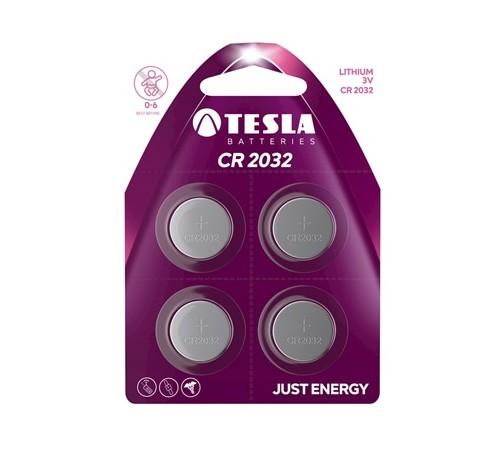 Baterii Tesla CR2032