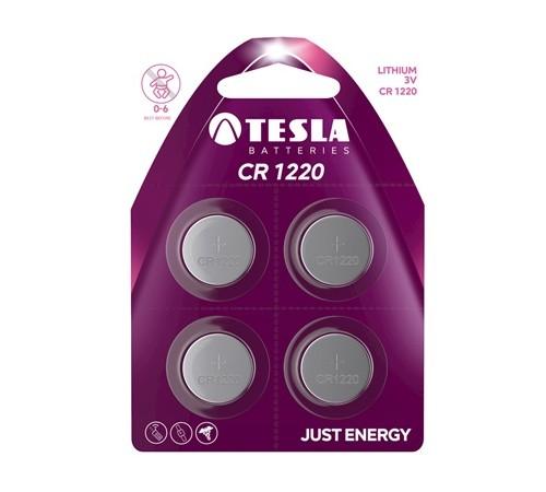 Baterii Tesla CR 1220 №4