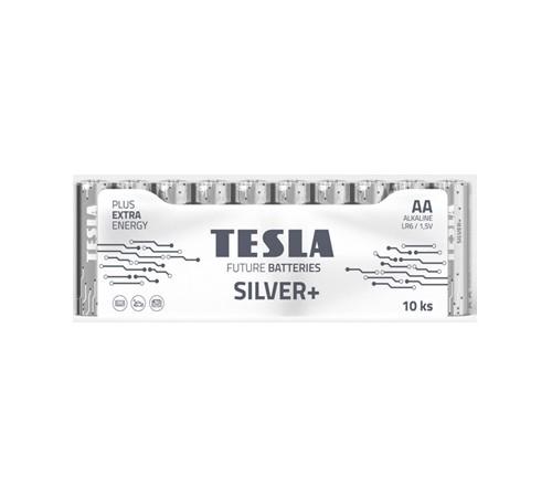 Baterii Tesla AA SILVER+ №10