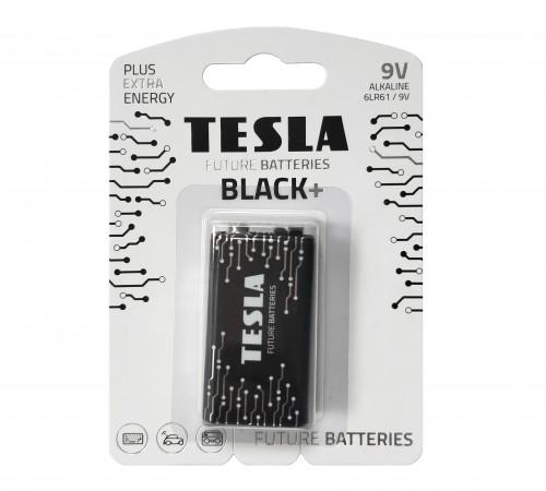 Baterii Tesla 9V Black+ №1