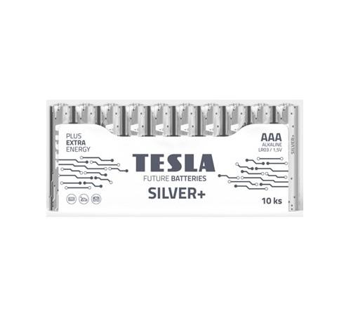 Baterii Tesla AAA SILVER+ №10