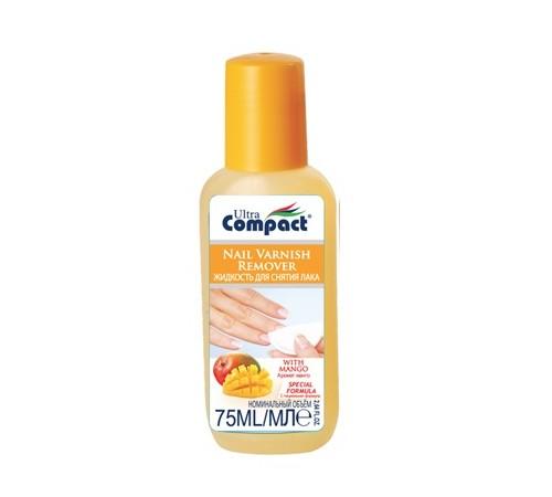 Dizolvant pentru lac de unghii Ultra Compact Mango 75ml