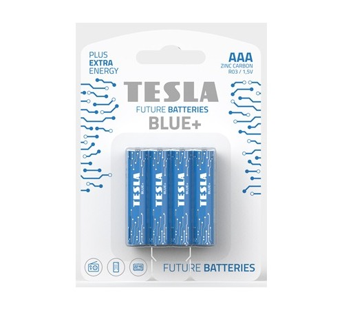 Baterii Tesla AАA Blue+№4